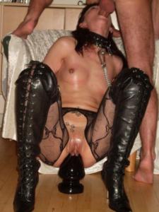 Perversions SM avec femme anonyme