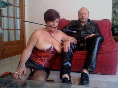 Roger et Lisette, sénior sadomasochistes